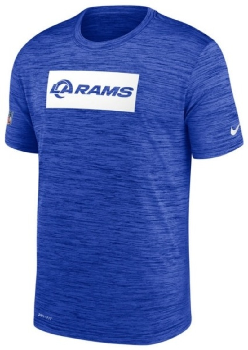 Nike Los Angeles Rams Men's Legend Velocity Training T-Shirt
