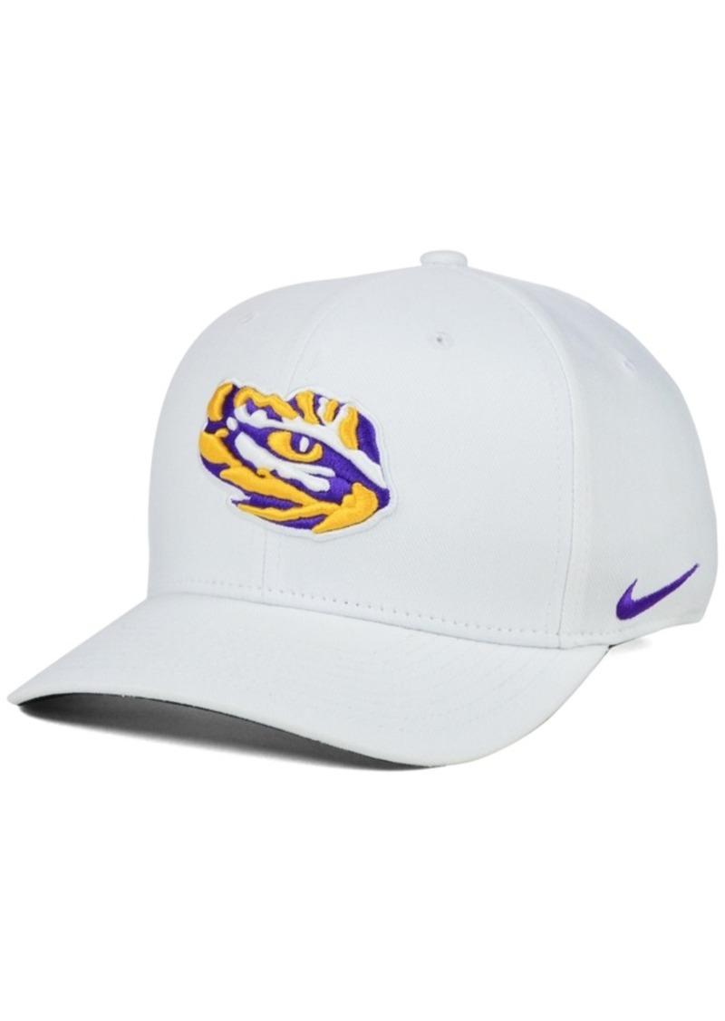 100% authentic 39b7c 08608 Lsu Tigers Classic Swoosh Cap. Nike