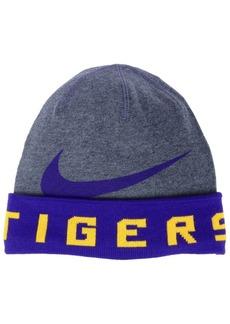 Nike Lsu Tigers Training Beanie Knit Hat