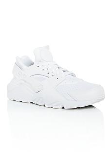 Nike Men's Air Huarache Run Low-Top Sneakers