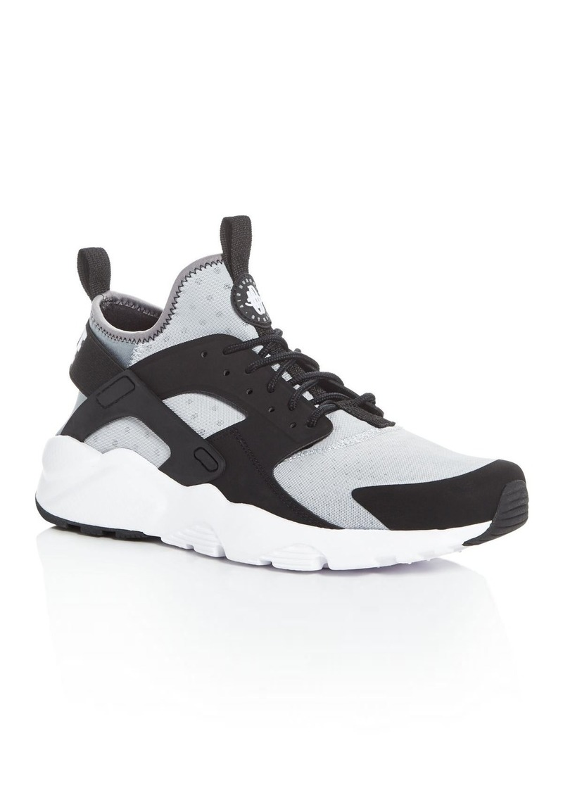 3038b7ec2d7936 SALE! Nike Nike Men s Air Huarache Run Ultra Lace Up Sneakers