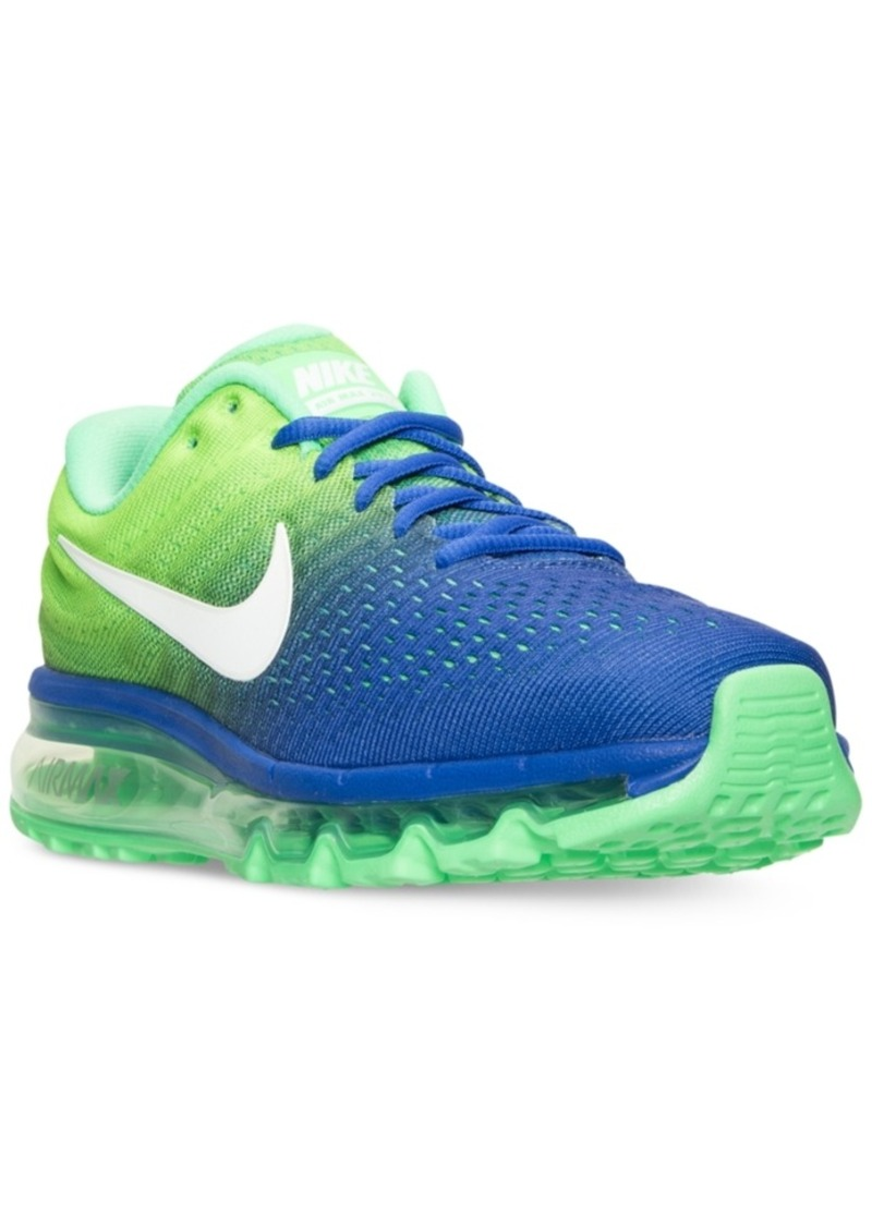 save off 8d43a d2d7d Men's Air Max 2017 Running Sneakers from Finish Line