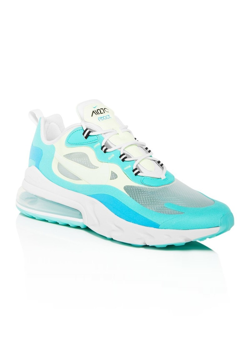 Nike Men's Air Max 270 React Low-Top Sneakers