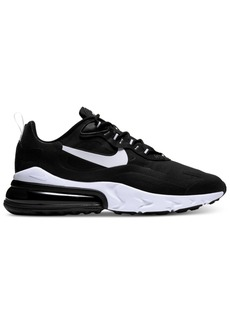 Nike Nike Men S Air Max 270 React Op Art Casual Sneakers From Finish Line Shoes