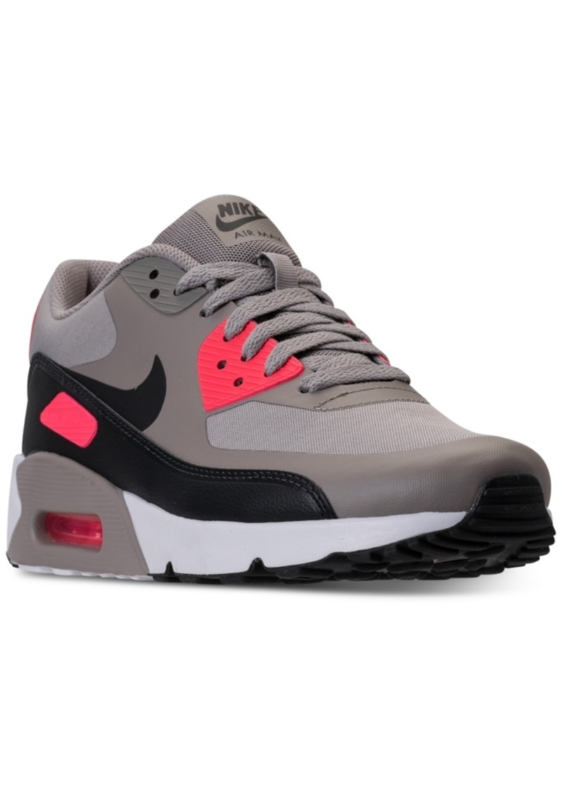 size 40 c09f8 567b9 Men s Air Max 90 Ultra 2.0 Essential Running Sneakers from Finish Line. Nike