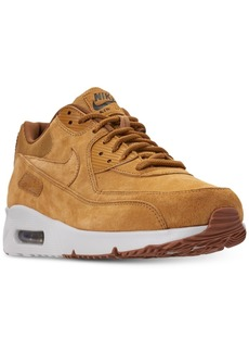Nike Men's Air Max 90 Ultra 2.0 Leather Casual Sneakers from Finish Line