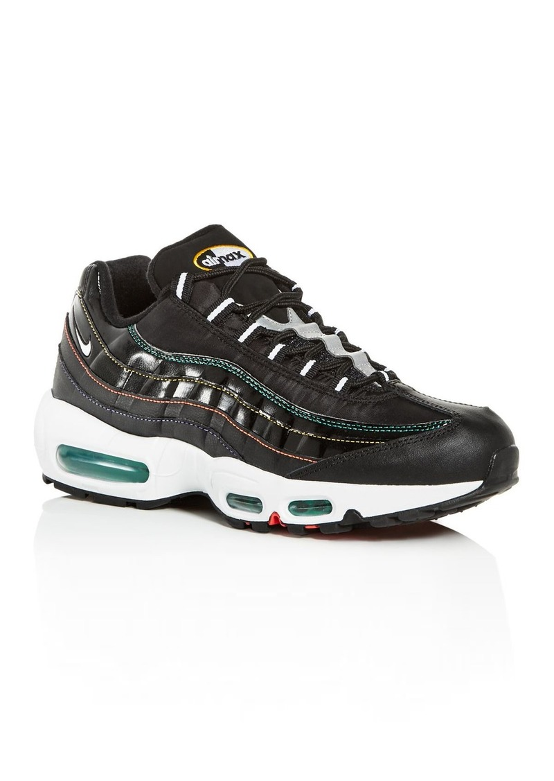 Nike Men's Air Max 95 SE Low-Top Sneakers