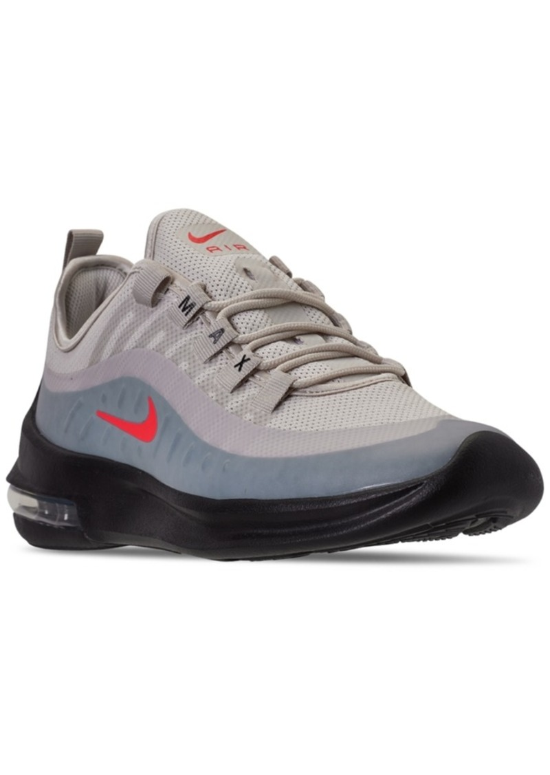 Nike Men's Air Max Axis Casual Sneakers from Finish Line