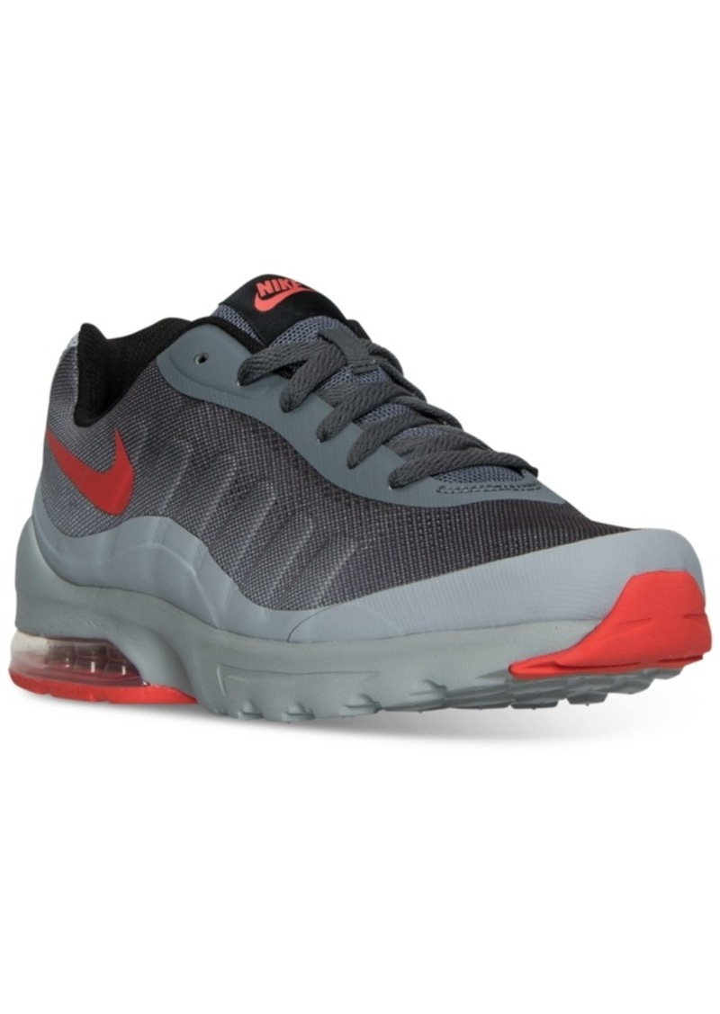 bc9246adc4 Nike Nike Men's Air Max Invigor Print Running Sneakers from Finish ...
