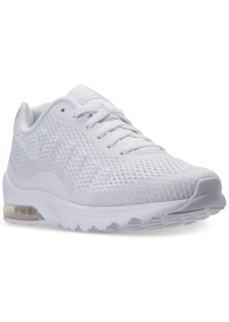 hot sale online 3486e 4f87f Mens Air Max Invigor Se Running Sneakers from Finish Line. Nike