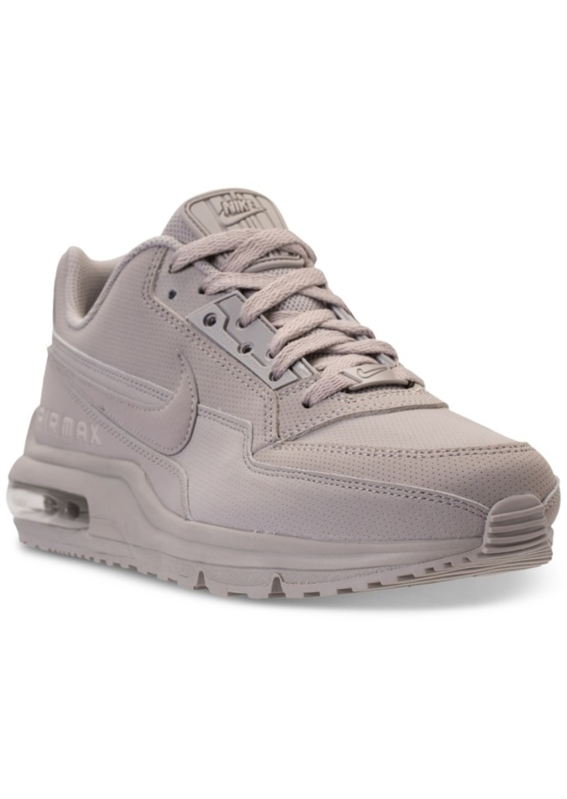 best service 2429e 7066a Mens Air Max Ltd 3 Running Sneakers from Finish Line. Nike