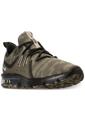 good really cheap huge discount Men's Air Max Sequent 3 Premium Camo Running Sneakers