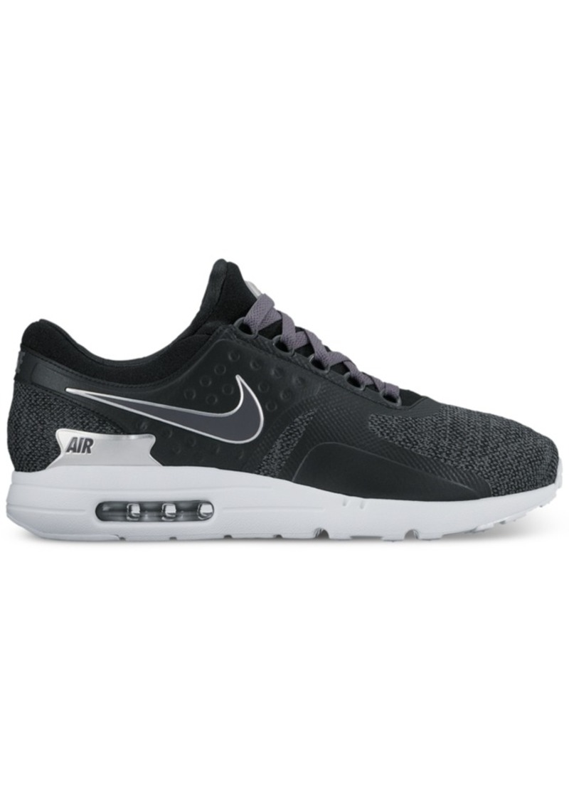 brand new 07cfd 3ca37 Men's Air Max Zero Essential Running Sneakers from Finish Line