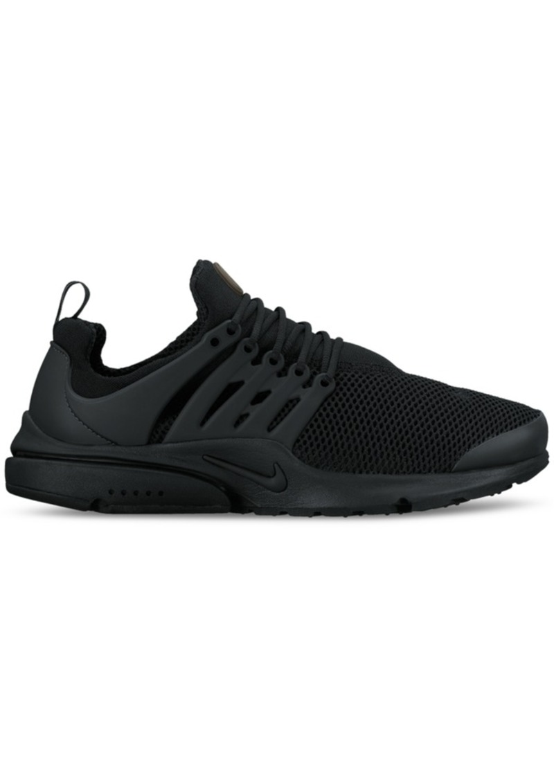 Nike Nike Men s Air Presto Essential Running Sneakers from Finish ... b41360dd5