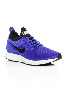 Nike Men's Air Zoom Mariah Flyknit Racer Lace-Up Sneakers
