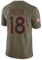 Nike Men's A.J. Green Cincinnati Bengals Salute To Service Jersey