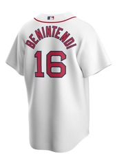 Nike Men's Andrew Benintendi Boston Red Sox Official Player Replica Jersey