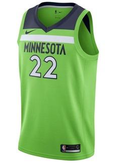Nike Men's Andrew Wiggins Minnesota Timberwolves Statement Swingman Jersey