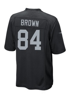 Nike Men's Antonio Brown Oakland Raiders Game Jersey