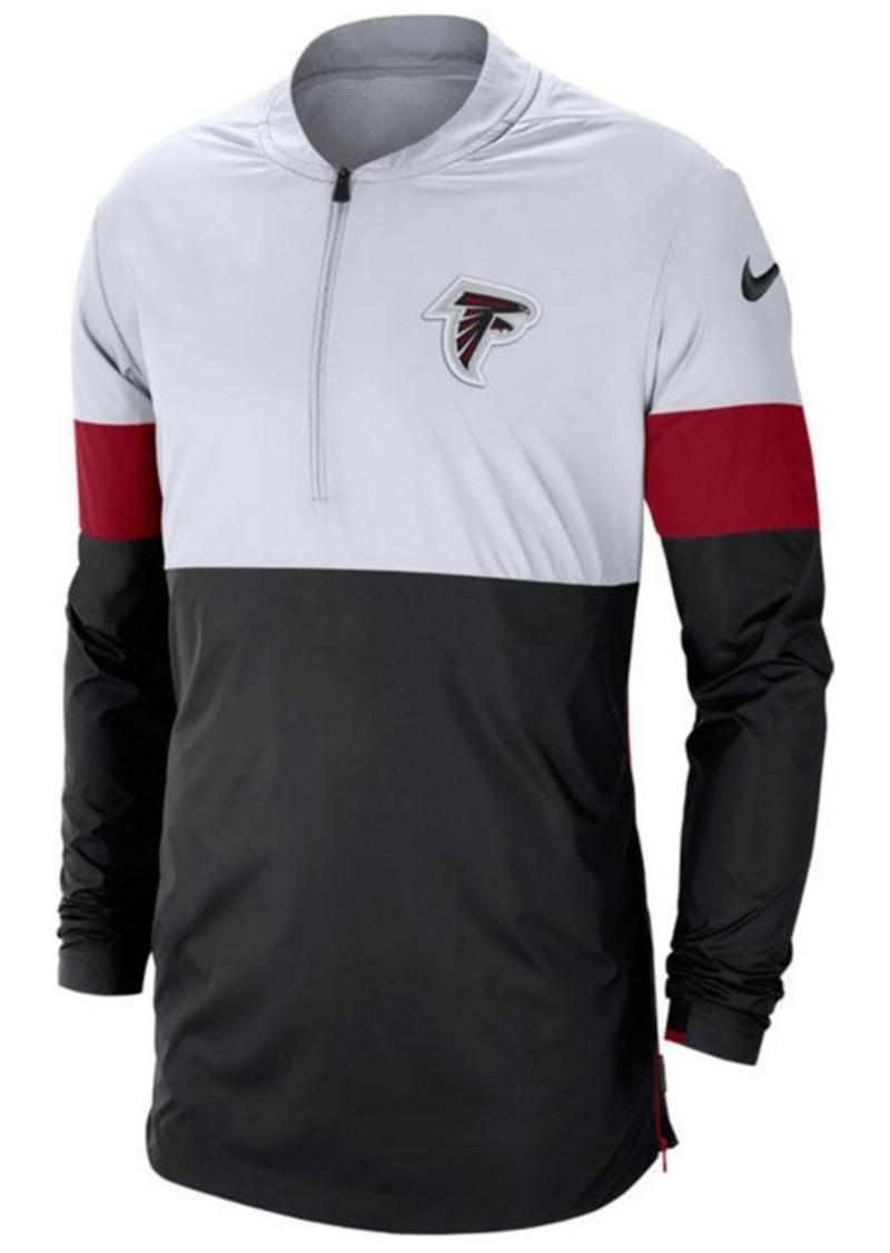 Nike Men's Atlanta Falcons Lightweight Coaches Jacket