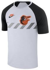 Nike Men's Baltimore Orioles Walkoff Raglan T-Shirt
