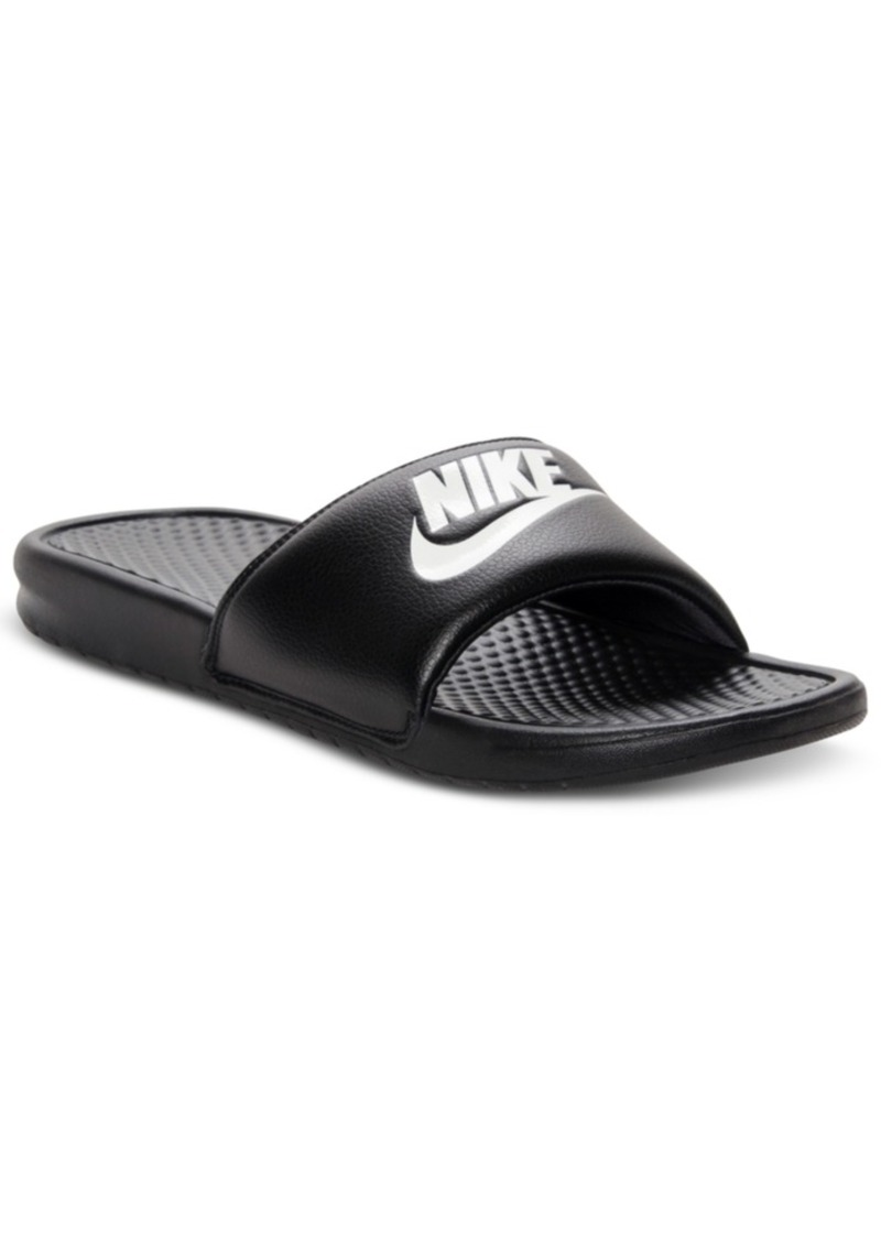 ed5a57ead610 Nike Nike Men s Benassi Just Do It Slide Sandals from Finish Line ...