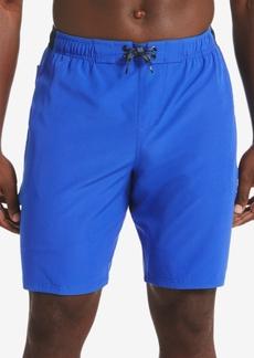 "Nike Men's Big & Tall Contend 2.0 Colorblocked 9"" Swim Trunks"