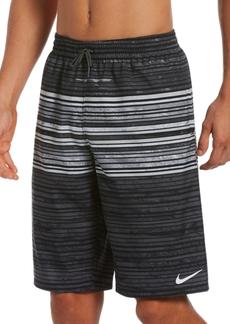Nike Swim Men's Oxidized Stripe Breaker Volley Shorts