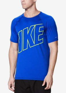 Nike Men's Big & Tall Short-Sleeve Hydroguard T-Shirt