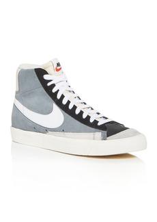 Nike Men's Blazer Mid '77 Vintage Suede High-Top Sneakers