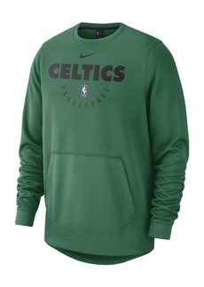 Nike Men's Boston Celtics Spotlight Crew Sweatshirt