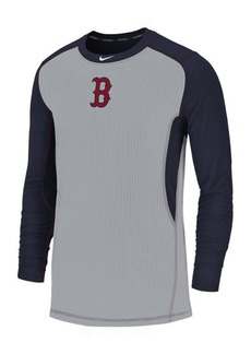 Nike Men's Boston Red Sox Authentic Collection Game Top Pullover