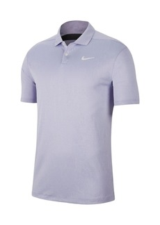 Nike Men's Breathe Vapor Jacquard Golf Polo