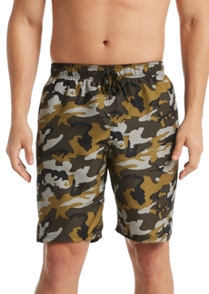 "Nike Men's Camouflage 9"" Swim Trunks"