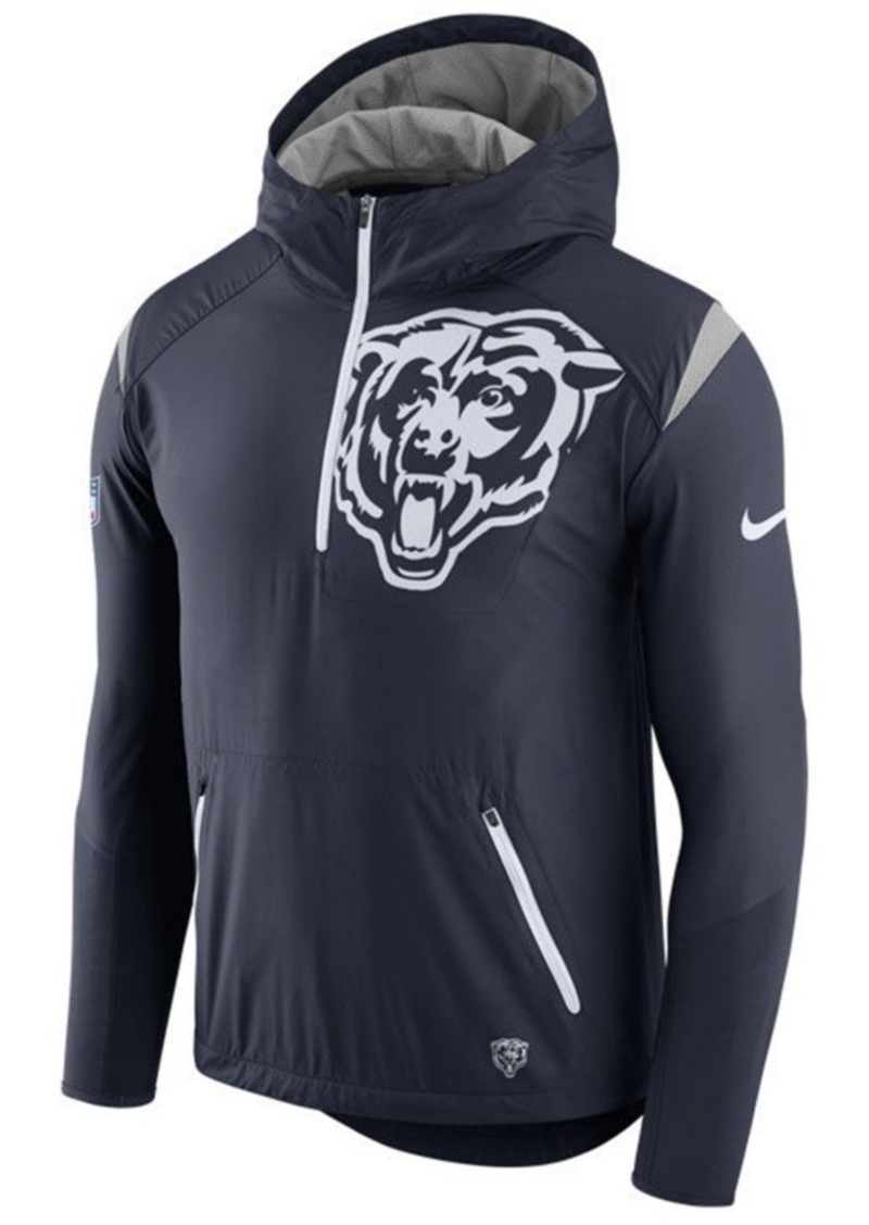 best loved 95bfb aef03 Men's Chicago Bears Lightweight Fly Rush Jacket