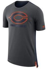 Nike Men's Chicago Bears Travel Mesh T-Shirt