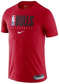 Nike Men's Chicago Bulls Team Practice T-Shirt