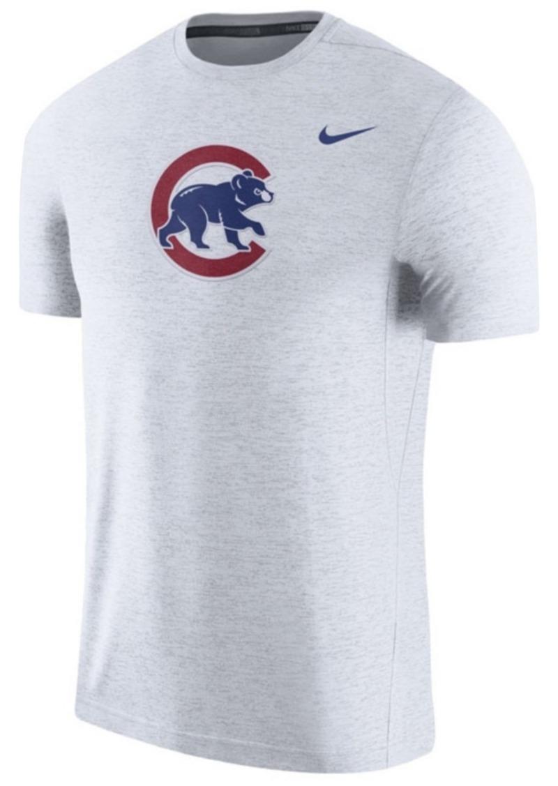 Nike Nike Men s Chicago Cubs Dri-fit Touch T-Shirt  1faa008cc