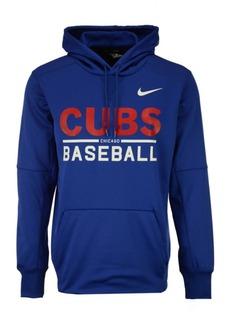 Nike Men's Chicago Cubs Therma Hoodie