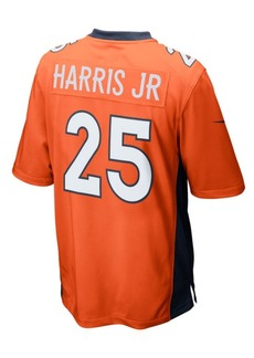 Nike Men's Chris Harris Jr. Denver Broncos Game Jersey