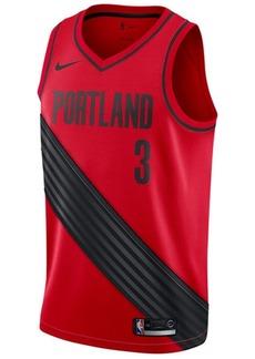 Nike Men's C.j. McCollum Portland Trail Blazers Statement Swingman Jersey