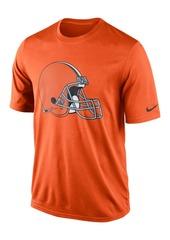 Nike Men's Cleveland Browns Legend Logo Essential T-Shirt