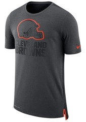 Nike Men's Cleveland Browns Travel Mesh T-Shirt