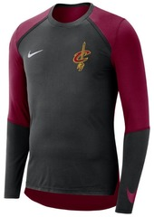 Nike Men's Cleveland Cavaliers Dry Long Sleeve Top