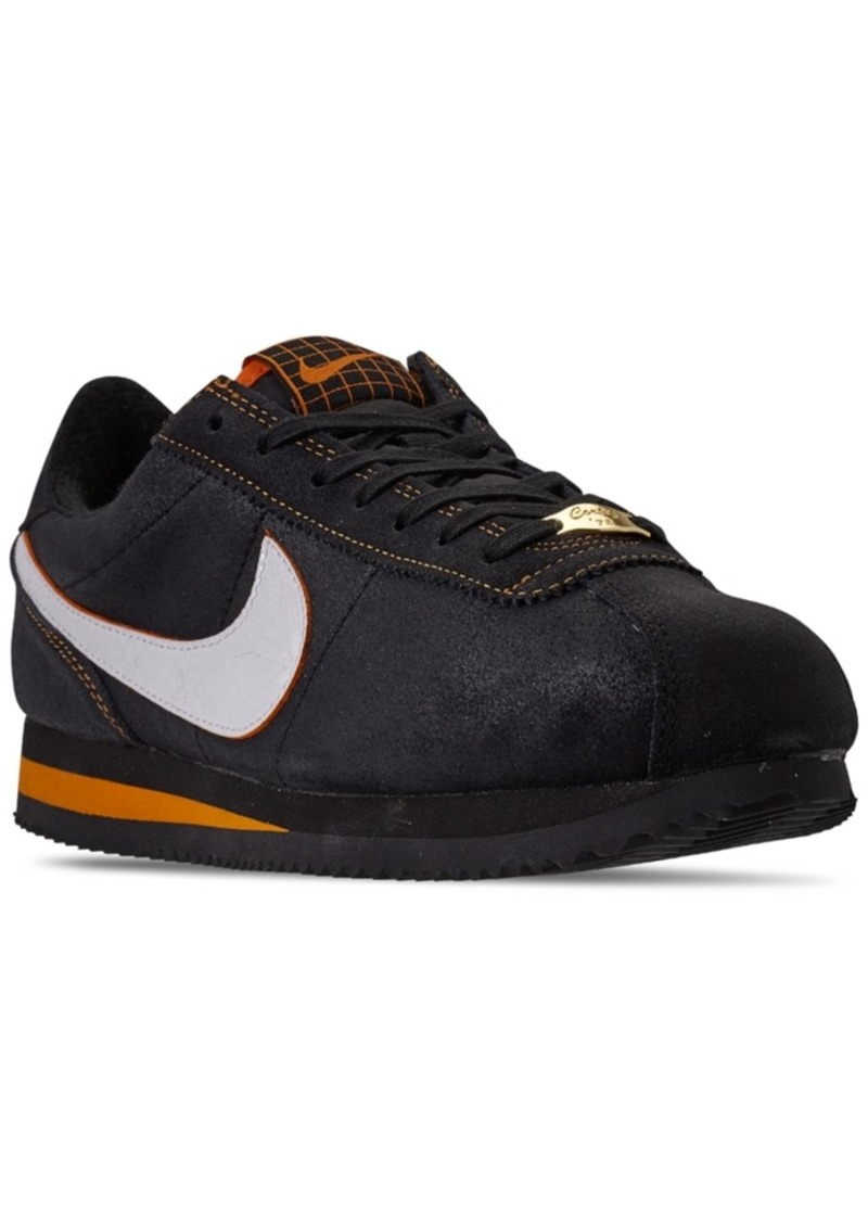 Nike Men's Cortez Basic Se Day of the Dead Casual Sneakers from Finish Line