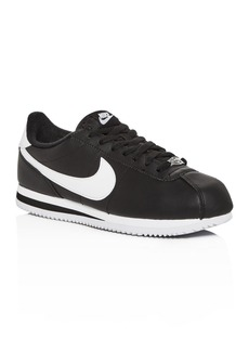 Nike Men's Cortez Leather Low-Top Sneakers