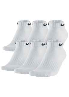 Nike Men's Cotton Low-Cut Socks 6-Pack