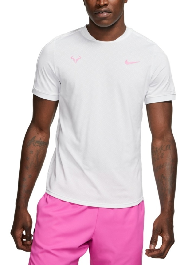 Nike Men's Court AeroReact Rafa Tennis Top