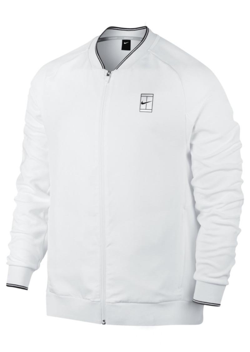 nike baseline tennis shirt