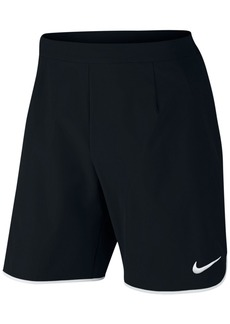 "Nike Men's Court Flex 9"" Tennis Shorts"